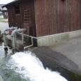 水源地からくみ出される水