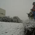 1月20日の大雪