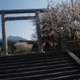2008年 伊曽乃神社にて