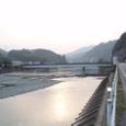 11月の加茂川